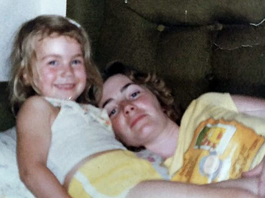 Mom and me in Windsor in 1982, a few years before she was diagnosed with a ventricular malformation in her brain. She died on May 18, 2006, a week before her 45th birthday.