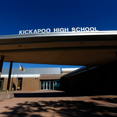 """A Kickapoo High School student wrote an """"open letter"""""""