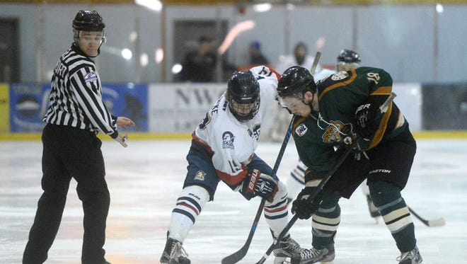 Catch some Great Falls Americans hockey this weekend.