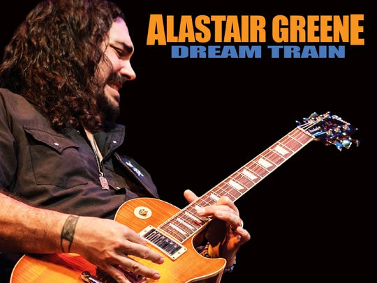 """Alastair Greene will hold a CD release party for """"Dream"""