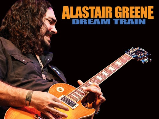 """Alastair Greene will hold a CD release party for """"Dream Train"""" at 8 p.m. Oct. 20 at the Hong Kong Inn, 435 E. Thompson St., Ventura. Tickets are $15."""