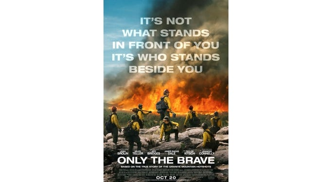 Advance screening of ONLY THE BRAVE in Franklin, TN on October 17, 2017. Enter to win an admit-two pass today.