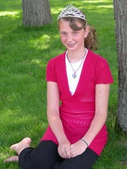Katie Benda was 11 years old when she was crowned the