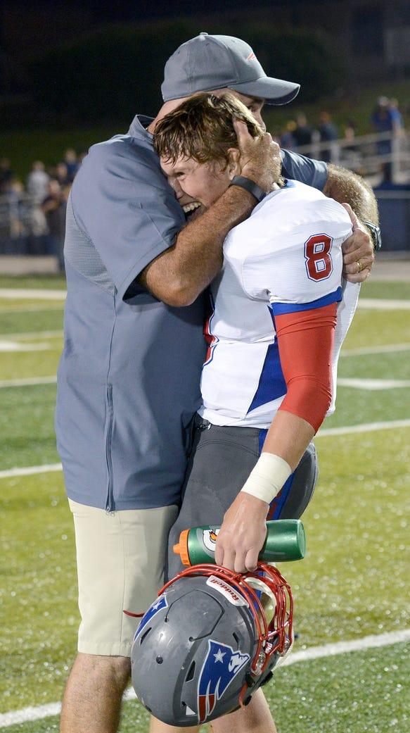 Madison football coach Scott Eubanks was let go two weeks ago.