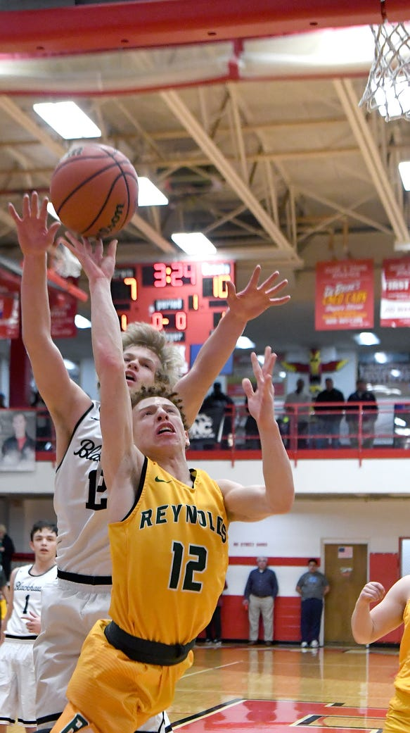 Reynolds and North Buncombe faced off in the championship