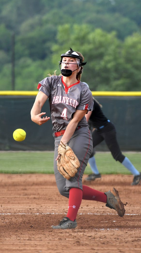 Franklin dropped Game 1 of its best-of-three state championship series Saturday night.
