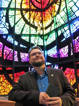 Joshua Giddens, a student at Logsdon Seminary at Hardin-Simmons University, will deliver his first Easter sermon Sunday at a small Baptist church in Rochester.