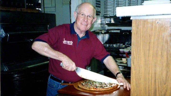 Johnny's Pizza celebrates golden anniversary