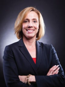 Cecilia Homison is president and CEO of First Commerce Credit Union.