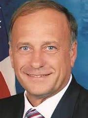 U.S. Rep. Steve King, R-Kiron