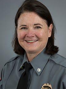 Maris Herold was named the new University of Cincinnati Police Chief.