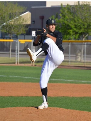 Basha pitcher Johnny Morell said the major league baseball draft won't be the same  without his mom, who died the last day he pitched in a game.
