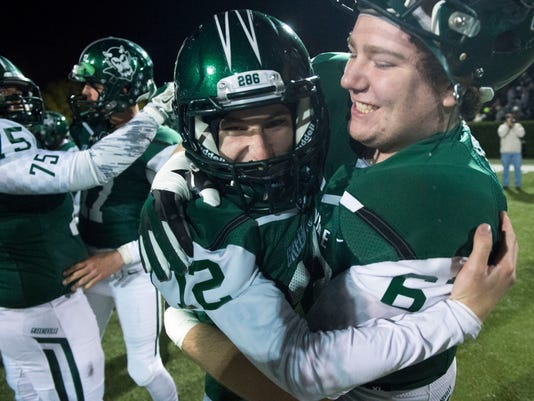High School Football Top Teams Around Knoxville After Quarterfinals