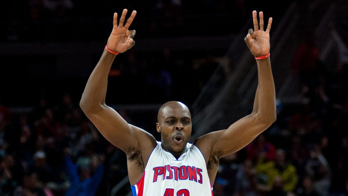 Anthony Tolliver becomes part of Detroit's turnaround ...