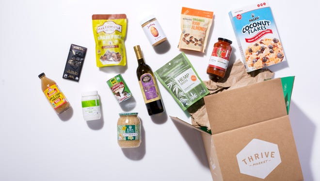 Described as Whole Foods meets Costco, Thrive Market is an online retailer that aims to provide natural and organic products at a lower price.