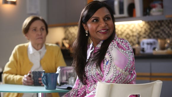 Salvador Perez and Mindy Kaling wanted the Mindy Lahiri