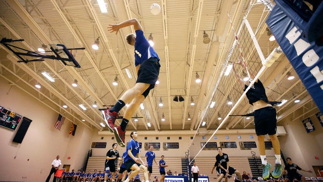 The 2018 Arizona high school boys volleyball state finals will be Friday, May 11 at Gilbert Mesquite High School.