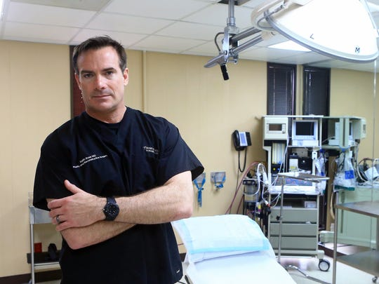 """Dr. Keith Rose, who owns The Doctor's Center Urgent Care on South Padre Island Drive,  said the Affordable Care Act is a disaster and drove healthcare costs up without helping enough people. """"Government needs to get out of medicine altogether."""""""