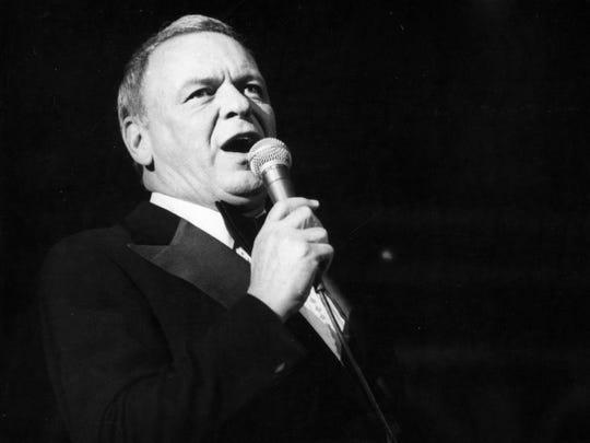 Frank Sinatra's favorite Beatles song wasn't written by Lennon-McCartney.