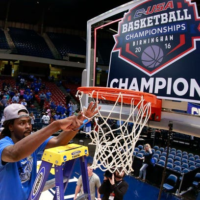 MTSU basketball could be featured on one of four different