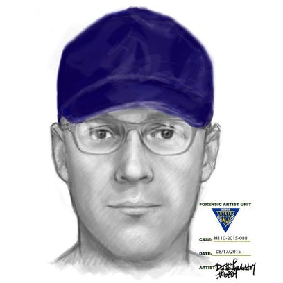 Gloucester Township police have released this composite