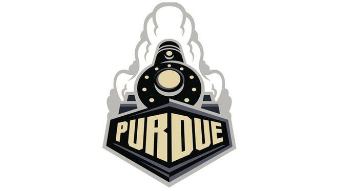 Purdue logo - Train