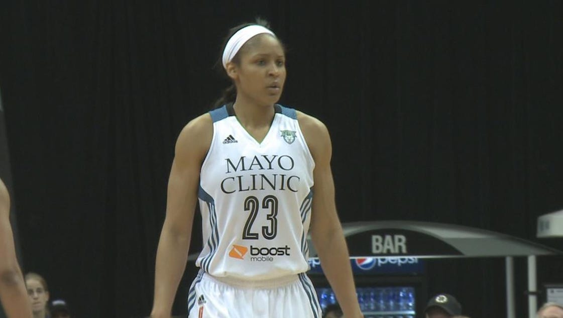 Maya moore 2014