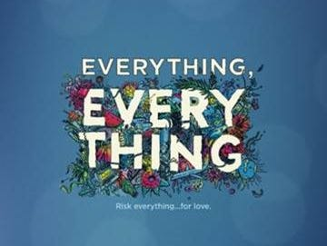 """Enter for a chance to win a pair of tickets to the advance screening of """"Everything"""". Enter 4/12- 5/07."""