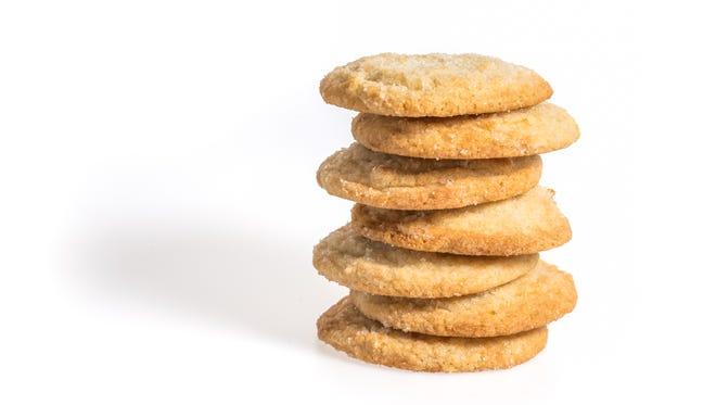 Kaneh Co. Lemon Sugar cookies
