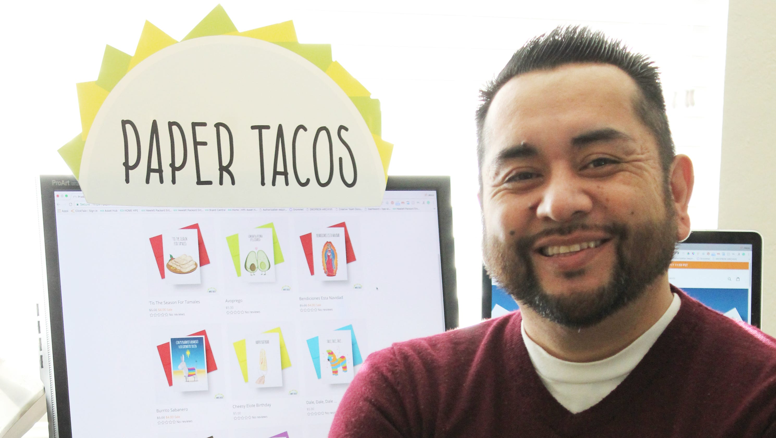 Castroville artist brings mexican culture to greeting cards terry jesus ruvalcaba 39 has begun his own greeting card business that draws inspiration from his upbringing in mexican culture m4hsunfo