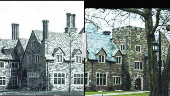 Then&Now: St. Andrew's School