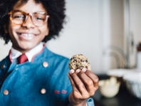 13-year-old cookie CEO featured at NYC Mini Maker Faire