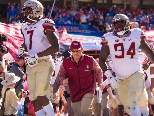 With an 83-23 record in eight years at Florida State,