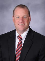 Granville Schools Superintendent Jeff Brown