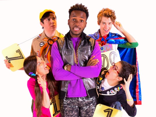 "Florida Rep's ""The 25th Annual Putnam County Spelling Bee"" runs through April 12."