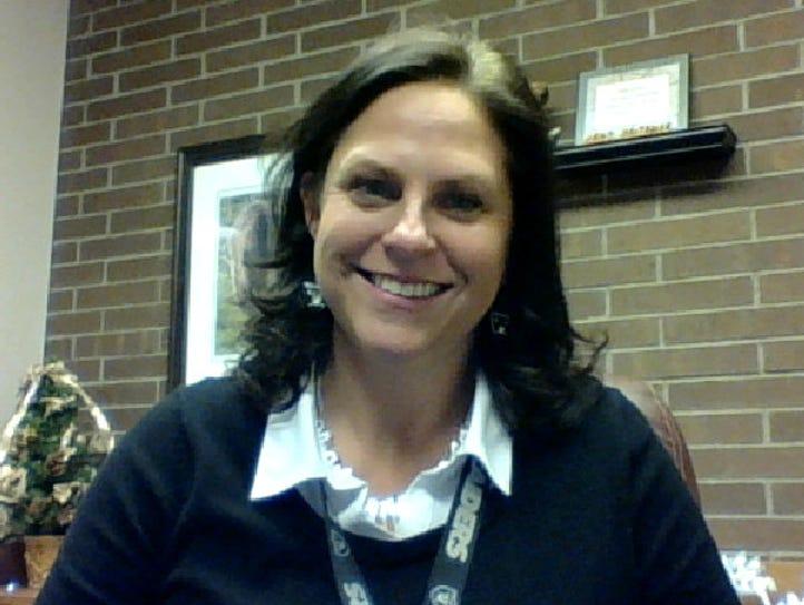 North Middle School Principal Tara Rosipal