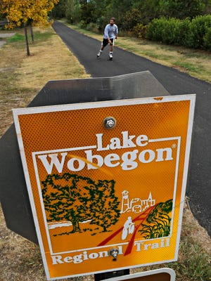 Each of the six St. Cloud area cities will be linked to the Lake Wobegon Trail under a proposed plan. The project would be paid for with local-option sales tax dollars if voters approve an extension of the tax.