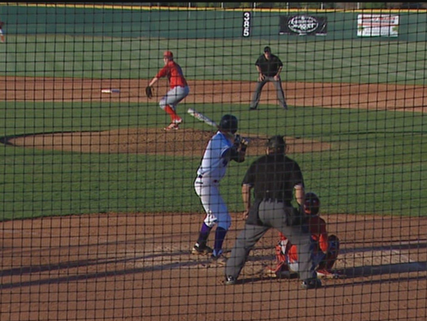 Nampa vs. Rocky Mountain varsity baseball.