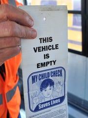 Wichita Falls ISD/Durham special needs bus driver,