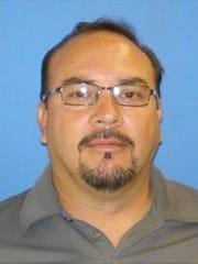Arcadio Duran Jr., a teacher and coach at Irvin High