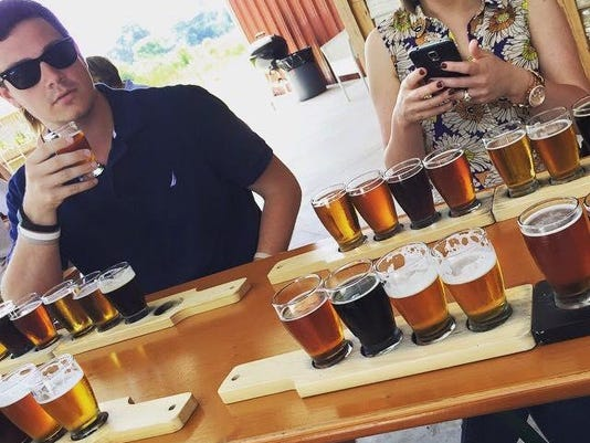 Brewery Visitors