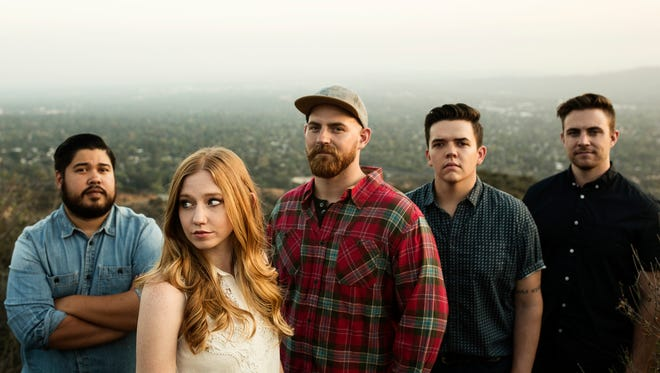 The Show Ponies, an indie-folk band, will perform Sunday at 4:30 p.m. at the Agoura Hills Recreation & Event Center.