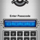 Apps can lock the files on the phone.