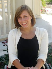 Amber O'Haver is the executive director of the Indiana Statewide Independent Living Council.