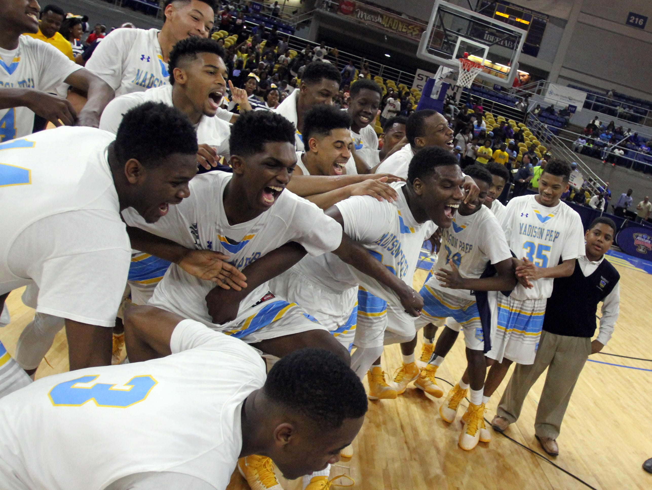 Madison Prep (Baton Rouge, Louisiana) won the 2016 Louisiana Class 2A State boys basketball championship.