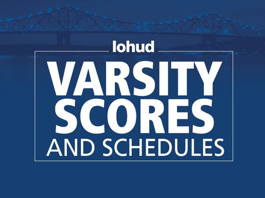 High school sports: Friday's varsity scores and schedule