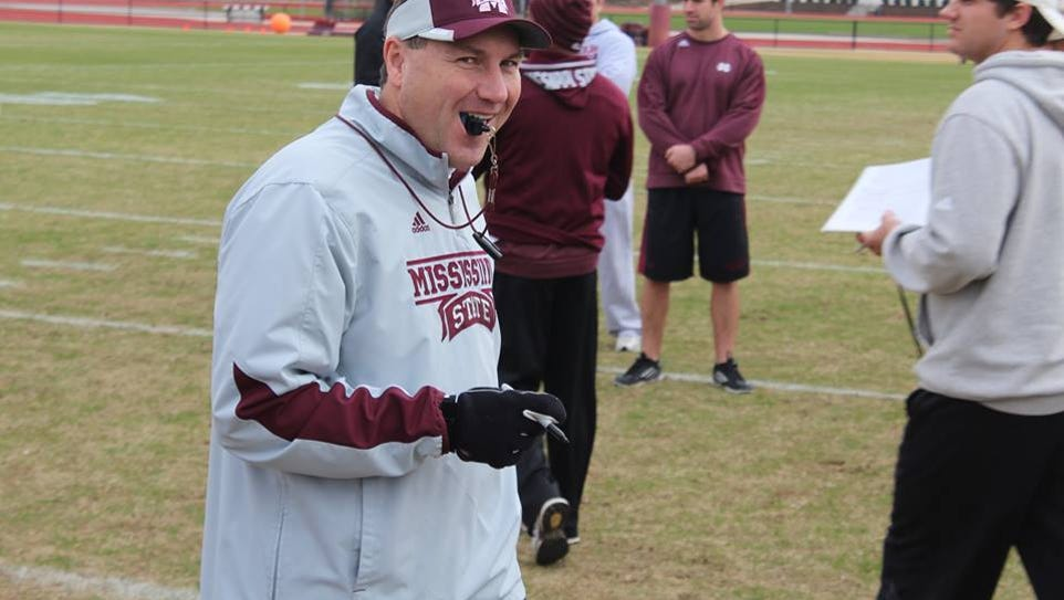 Mississippi State coach Dan Mullen hopes to repeat