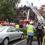 Video | Raw video from fatal fire in Old Louisville