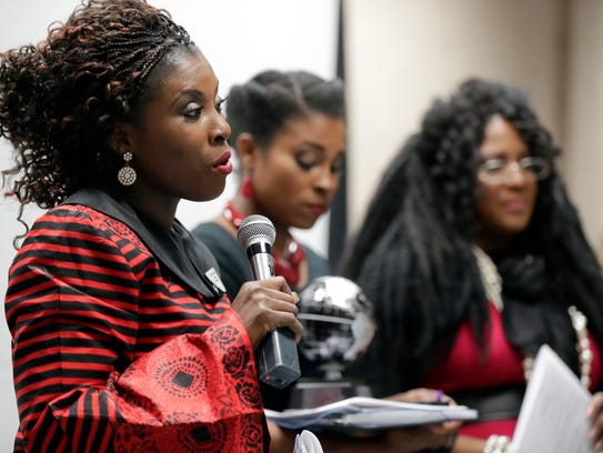 African Heritage Inc. co-founders Bola Delano-Oriaran,