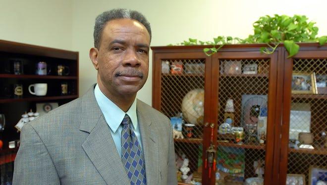 Otha Burton, Jackson Public Schools school board president.
